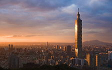 Taipei 101 wide wallpapers
