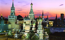 Moscow Kremlin Red square wide wallpapers