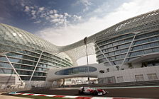 Abu Dhabi Grand Prix wide wallpapers