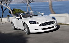 Aston Martin DB9 Volante wallpapers