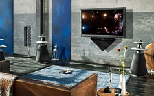 Bang & Olufsen BeoVision 4 65 with BeoLab 10 and BeoSound 9000 and BeoLab 5 and BeoCom 2 and Beo6 обои HD и широкие обои для рабочего стола