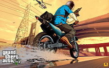 Grand Theft Auto game wide wallpapers and HD wallpapers