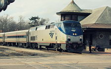 Amtrak train wide wallpapers and HD wallpapers