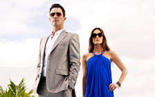 Burn Notice TV series wide wallpapers and HD wallpapers