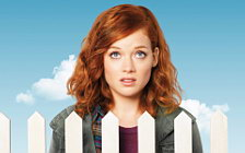 Suburgatory TV series wide wallpapers and HD wallpapers